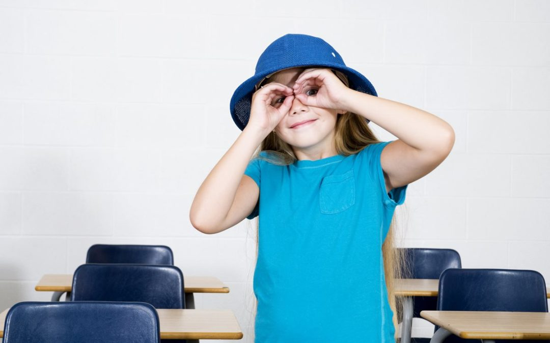 Problemas visuales, bajo rendimiento escolar