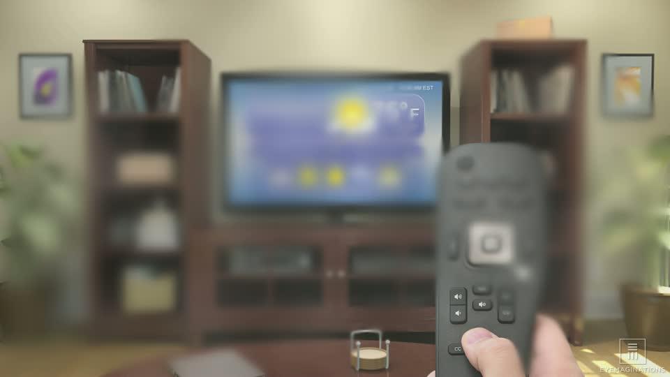 ¿COMO VEN LA TV LAS PERSONAS CON OJO SECO?