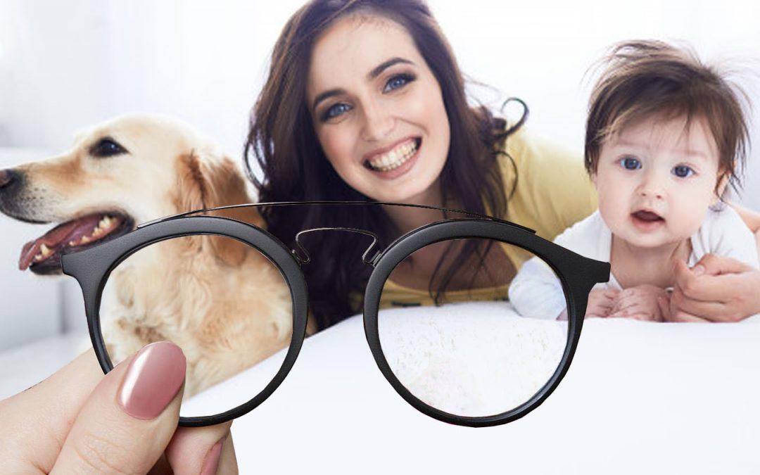¿Cuándo hacer la primera revisión oftalmológica?